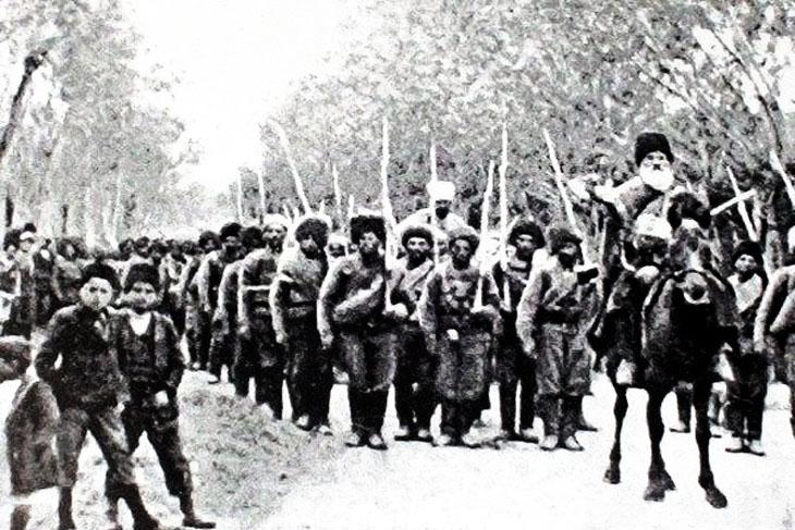 """Как Южный Азербайджан использовали для создания """"великой Армении"""" (1920е-1930е гг.)"""