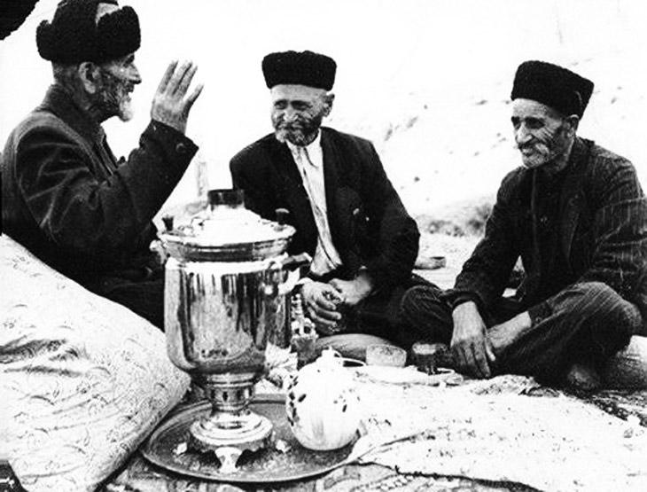 Азербайджанские пословицы и поговорки: о языке, речи и слове
