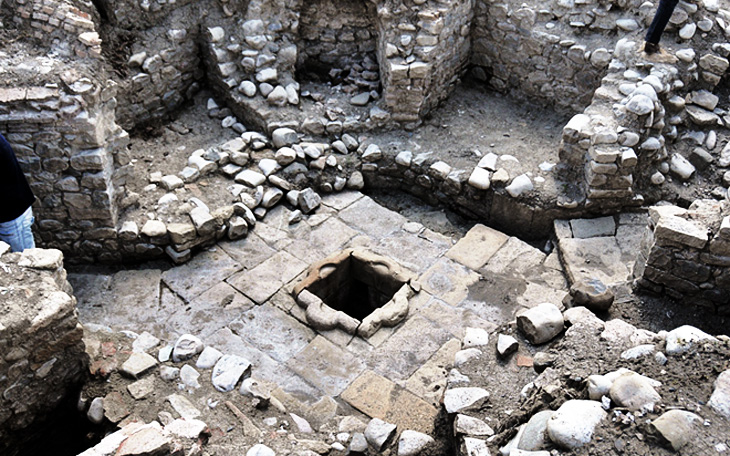 Тайны позднесредневекового города Ахсу в Азербайджане
