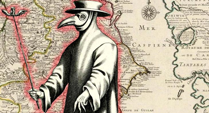 Эпидемии чумы в Каспийском регионе (вторая половина XIV – начало XV вв.)
