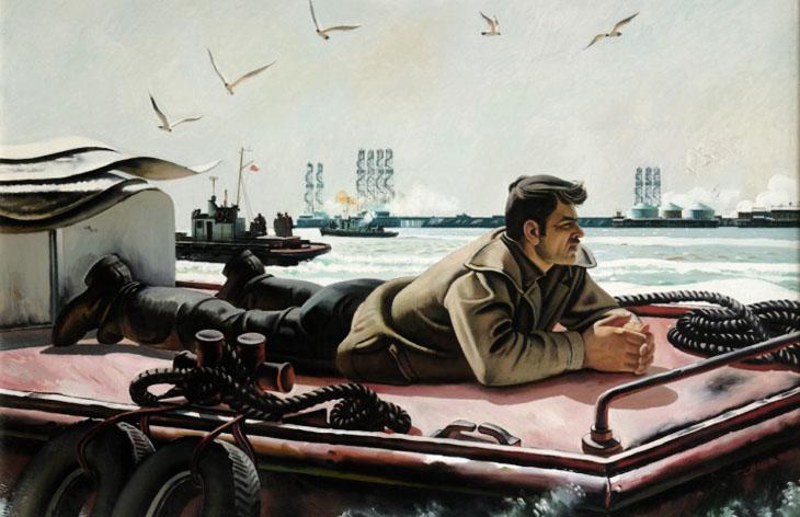 Стихи поэтов РСФСР о нефтяниках Каспия, Нахчыване и Девичьей Башне