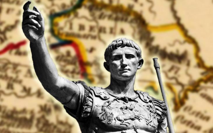О римских монетах Октавиана Августа, найденных в Азербайджане