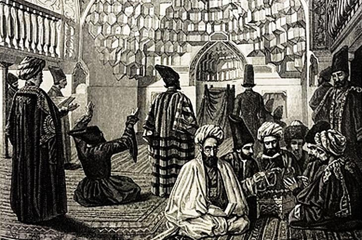 Азербайджанские пословицы и поговорки: о религии