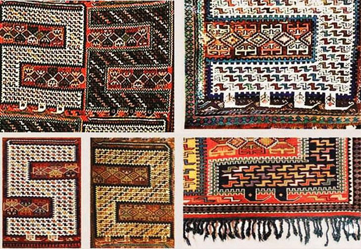 Из истории азербайджанских драконовых ковров «Верни» и «Зили»