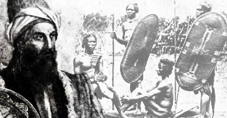 По следам З.Ширвани: Как азербайджанец путешествовал по Африке (1800-е гг.)