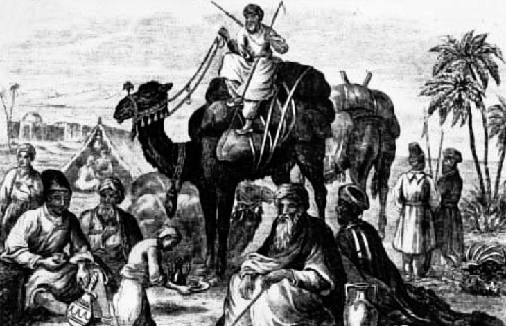 Аравийский полуостров в описаниях азербайджанца З.Ширвани (1810-1830 гг.)