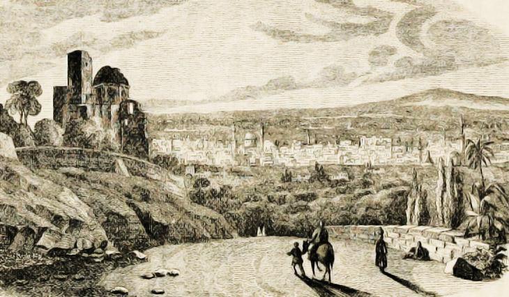 Зейналабдин Ширвани о путешествиях по Ираку и Сирии в первой половине 1800-х гг.