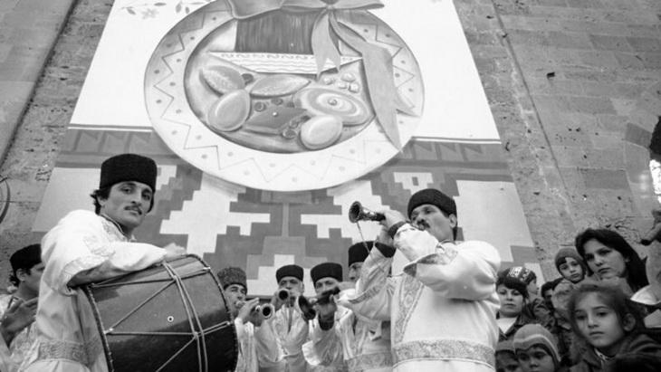 Празднование Новруза в Азербайджане в 1960х-1980х гг. (ФОТО)