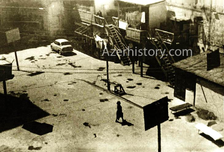 «Непарадный» Баку 1960-1990-х годов (ФОТО)