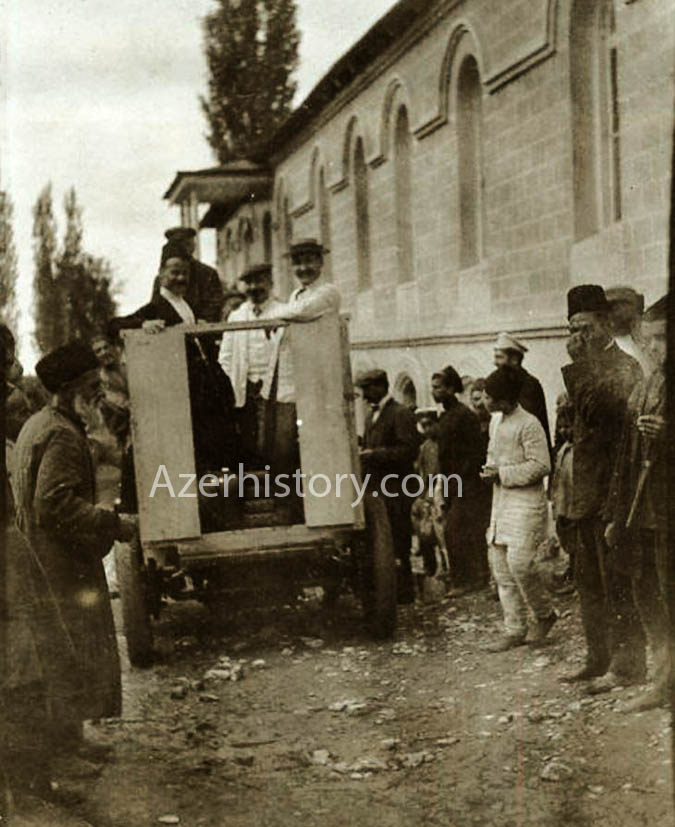 Sheki ludi 1907 franc 3