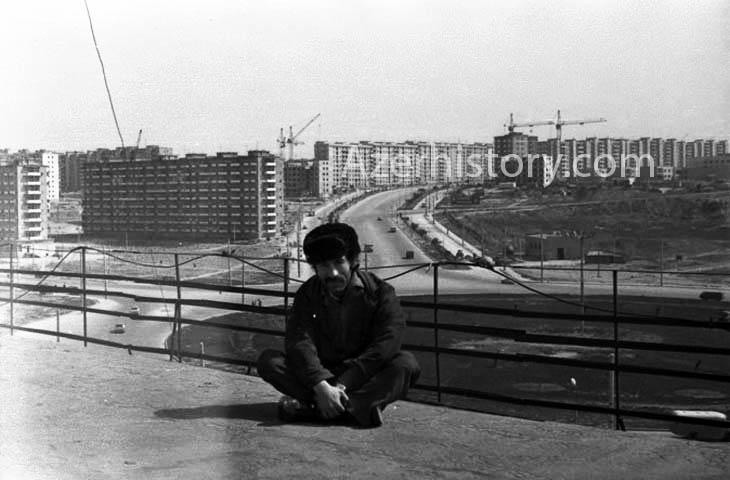 «Спальные» районы Баку 1960х-1980х годов (ФОТО)