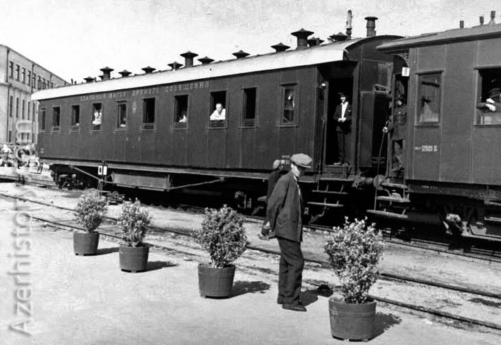 Баку в 1937 г. глазами швейцарца Франца Шмидта (ФОТО)