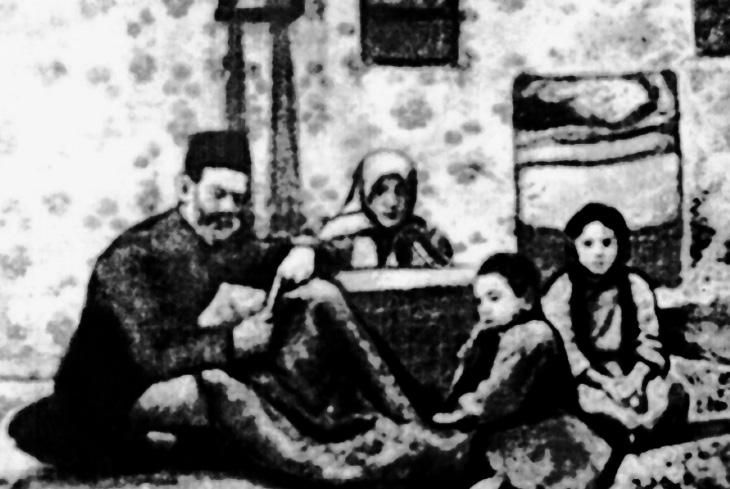Азербайджанские пословицы и поговорки о житейских заботах, горе и печали