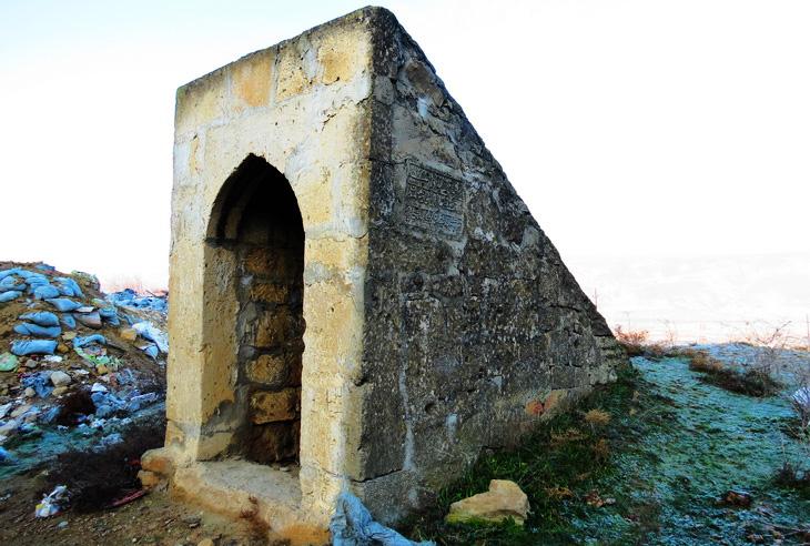 Овданы: древние резервуары по сбору воды в Азербайджане (ФОТО)