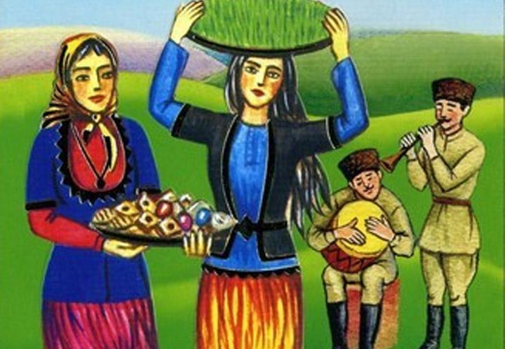 Азербайджанские пословицы и поговорки о красоте