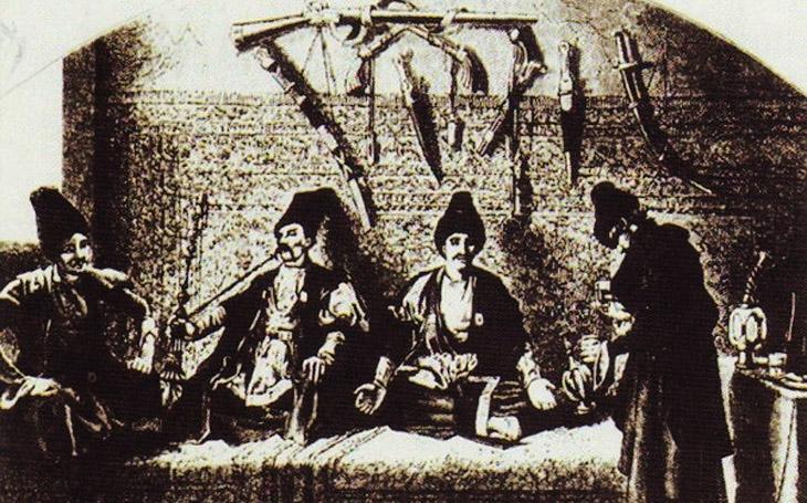 Азербайджанские пословицы и поговорки о людских пороках