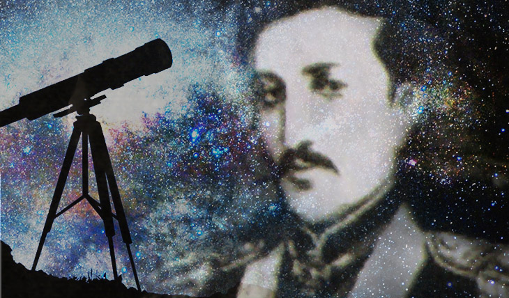 «Тайны царства небесного»: о книге по астрономии А.Бакиханова (1832 г.)