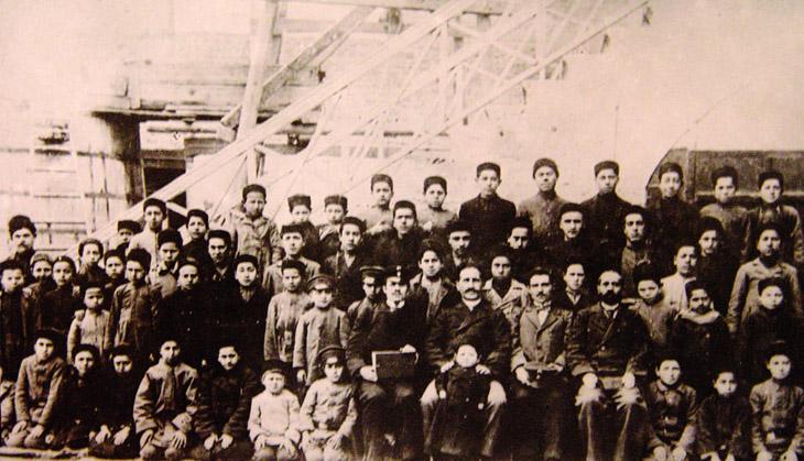 Как это было: история бакинской воскресной школы (1893—1913 гг.)
