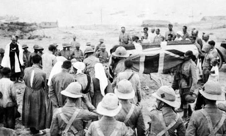 Англичане, армяне и бурлящий Нахчыван в 1918 году