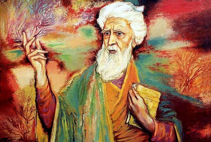 Великий поэт Физули о месте своего рождения и любовных стихах школьных лет