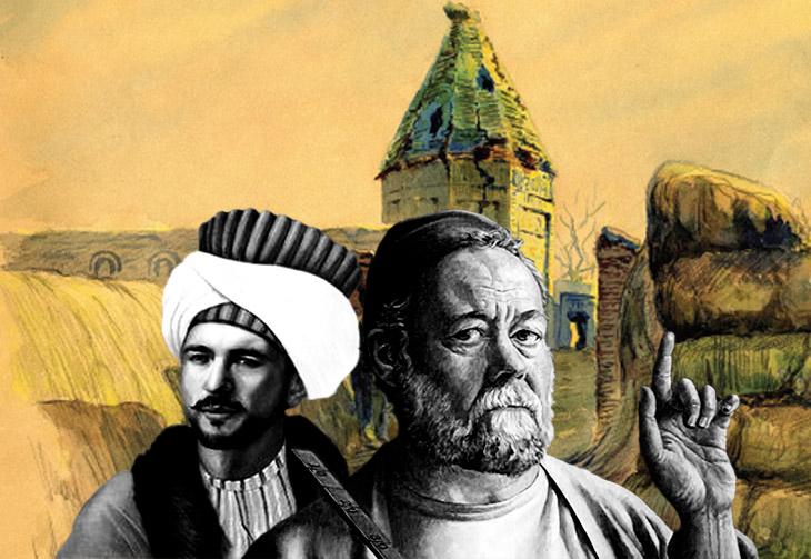 Нахчыван и нахчыванские топонимы в исторических источниках