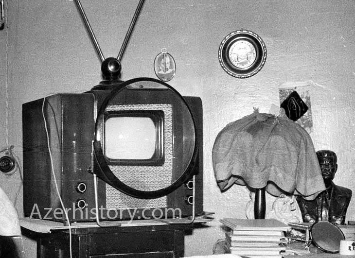 История бакинских телевизоров