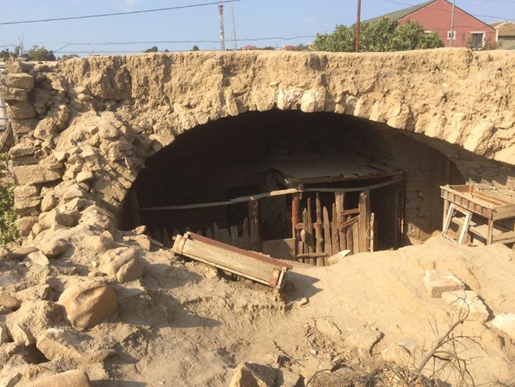 О забытом караван-сарае в деревне Фатмаи на Абшероне (ФОТО)