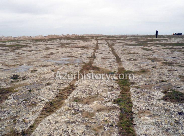 Загадки истории: древние «каменные дороги» Абшерона (ФОТО)