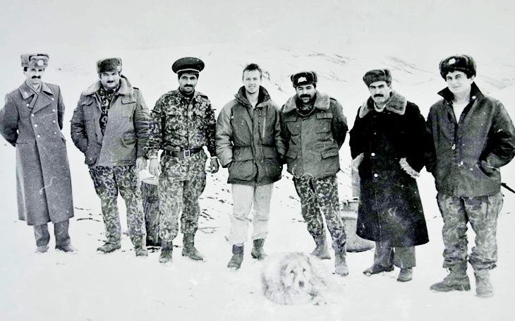 """Журналист из Литвы в Карабахе, 1992 г.: """"Я думал, что попал во Вьетнам..."""""""