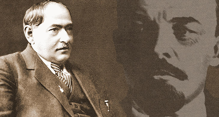 """Н.Нариманов о Ленине: """"... особенное внимание обращал на Туркестан и Азербайджан"""""""
