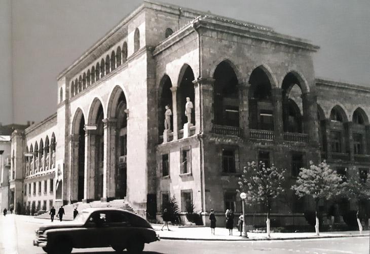 Азербайджанская национальная библиотека в 1941-1945 гг.