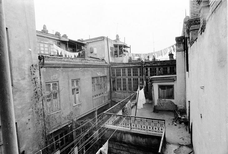 Бакинские дворы 1980-х глазами Андрея Архипцева (ФОТО)
