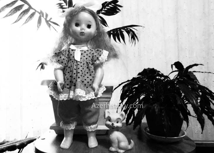 Куклы Бакинской фабрики игрушек 1950-1990-х гг. (ФОТО)