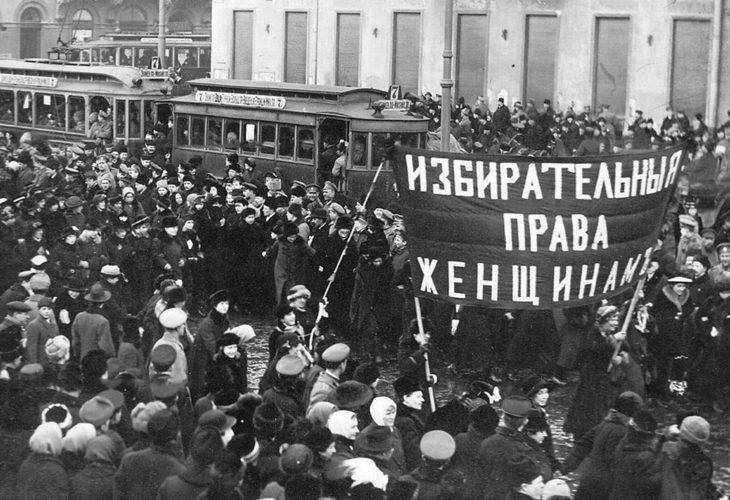 Борьба за избирательные права женщин Азербайджана на фоне Февральской революции 1917 г.