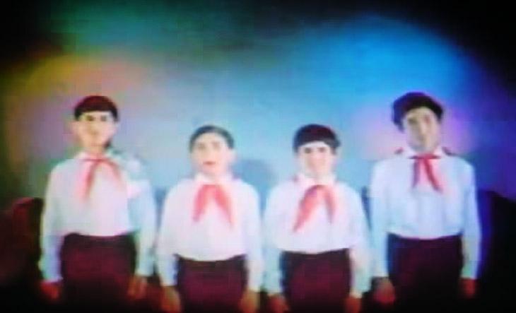 """""""Карабахские Соловьи"""" (1977 г.) - когда мугам исполняют дети (ВИДЕО)"""