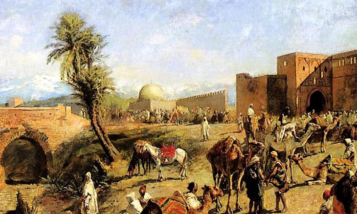 По следам первопроходцев: азербайджанские путешественники и ученые IX - XIV вв.