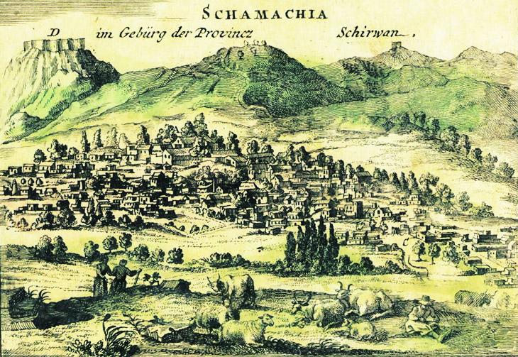 Шемаха: Откуда возникло название и где находился древний город