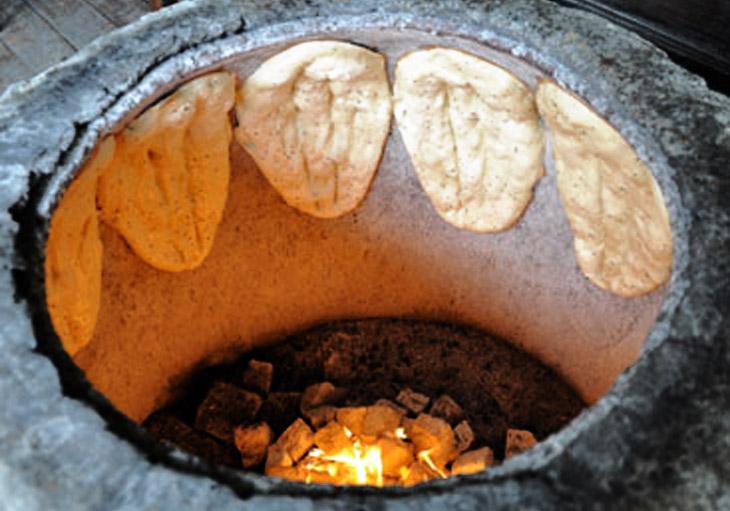 Из истории хлебопечения в Азербайджане