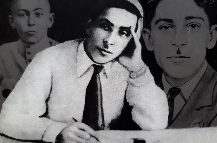 Редкие фото детства и молодости азербайджанского поэта Самеда Вургуна