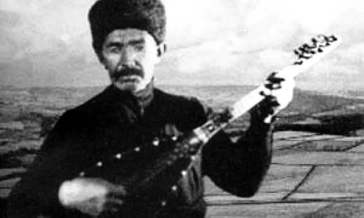 Краски мира в поэзии ашуга Гусейна Бозалганлы (1860-1941)