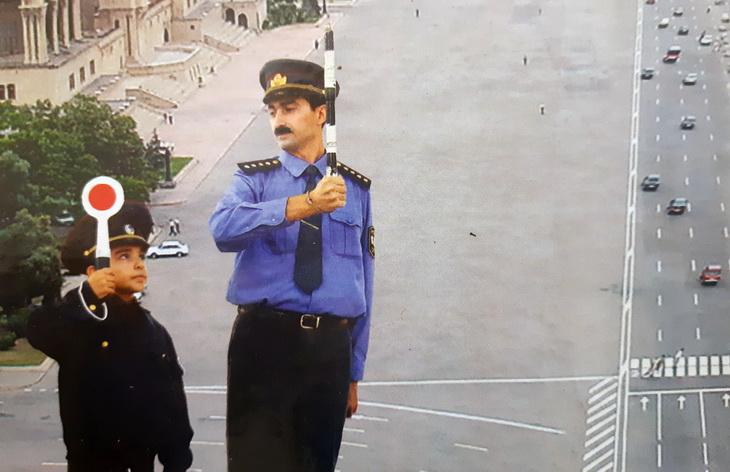 Глазами дорожной полиции: дороги Баку и Сумгаита в 2003 г. (ФОТО)