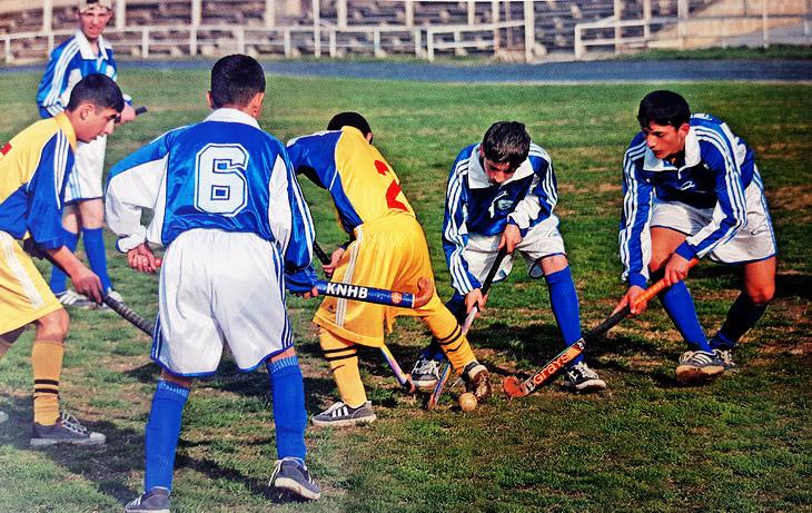 Молодежь Сумгаита в 1995-2005 годах (ФОТО)