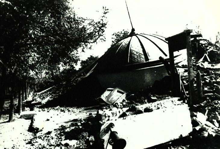 Ашхабадское землетрясение 1948 г.: первыми на помощь полетели врачи из Баку
