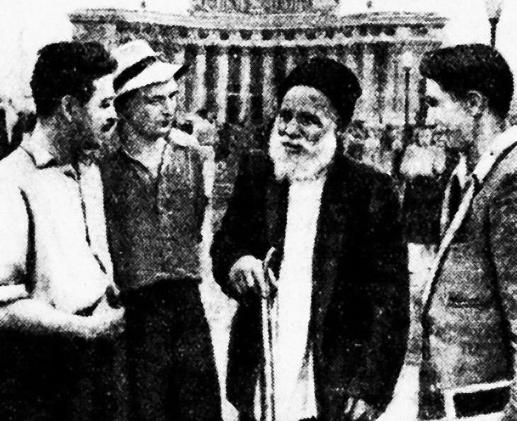 С высот Талыша в Москву: путешествие 147-летнего азербайджанца (1955 г.)