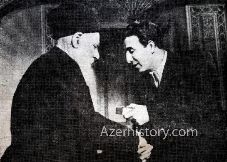 """""""Хочу перешагнуть и за двести"""": о поездке старейшего азербайджанца в Баку (1956 г.)"""