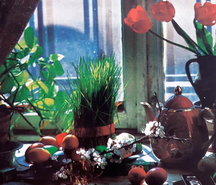 Новруз байрам: угощения на любой вкус из альбома 1990 г. (ФОТО)