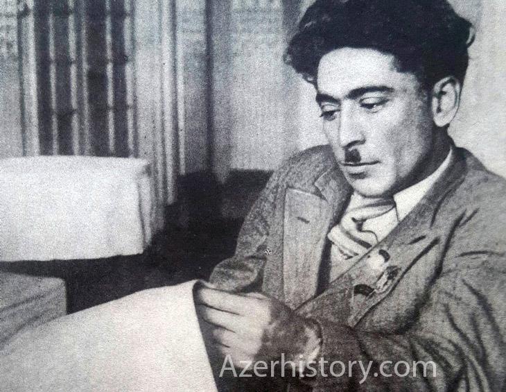 Творчество для фронта: Самед Вургун во время Великой Отечественной войны (ФОТО)