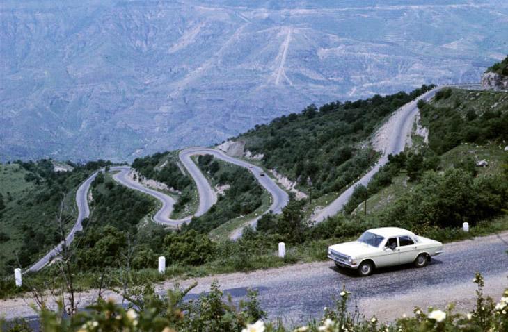 Советский объектив: Зангезур 1970х-1980х гг. (ФОТО)