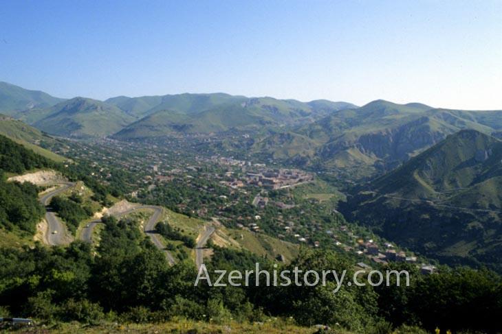 Азербайджанский Зангезур 1950х-1960х гг. (ФОТО)