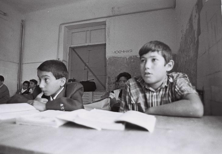 До и после карабахской войны: образование в Азербайджане в 1990-1997 (ФОТО)